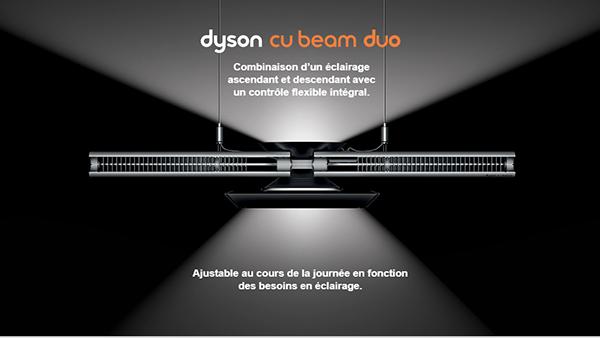 DYSON – L'innovation en éclairage