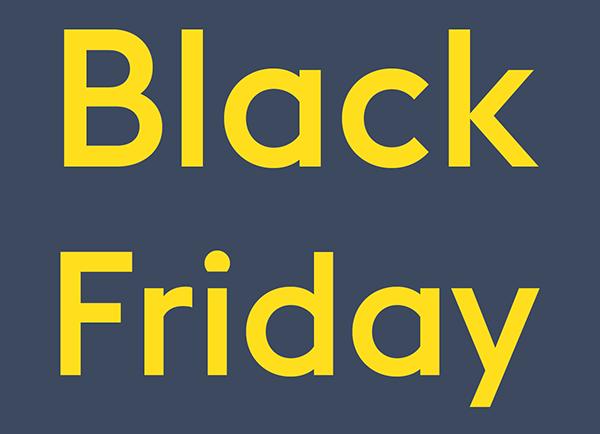 Black Friday – Offre spéciale