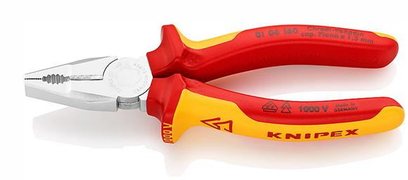 KNIPEX – le leader mondial de la pince