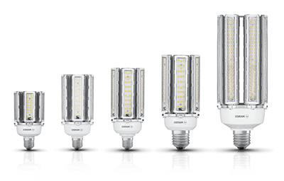 OSRAM – LEDVANCE – des solutions sur mesure pour l'éclairage extérieur